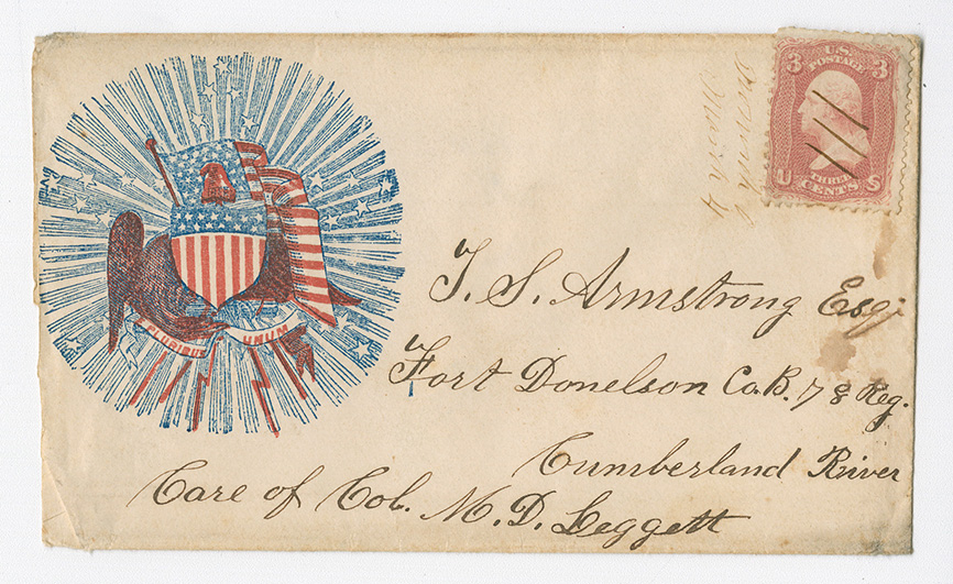 The Paula B. and Thomas W. Harvey Collection of Civil War Letters