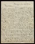 Letter from Marshall Blair Clason to his father by Marshall Blair Clason