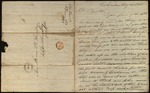 Letter from Nathaniel McLean to James B. Finley by Nathaniel McLean