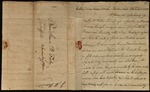 Letter from James M. Round to James B. Finley