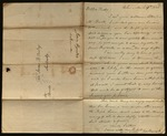 Letter from John Reynolds to James B. Finley
