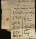 Letter from William L. Fisher to James B. Finley