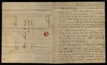 Letter from Herbert Baird to James B. Finley