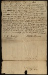 Letter from James Havens to James B. Finley