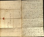 Letter from F. Wilson to James B. Finley