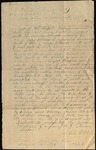 Letter from Isaiah C.T. McClelland to James B. Finley