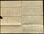 Letter from Samuel Pettit to James B. Finley