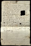 Letter from John C. Brooke to James B. Finley
