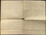 Letter from Hannah Finley Huff to James B. Finley