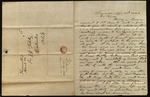 Letter from Joseph Newson to James B. Finley