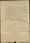 Letter from John Young to James B. Finley