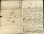 Letter from Leroy Hamisfar to James B. Finley