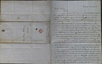 Letter from Thomas Scott to James B. Finley