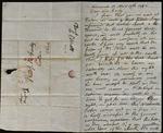 Letter from Charles Elliott to James B. Finley