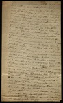 Letter from James Birdsell to James B. Finley by James Birdsell