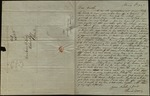 Letter from Thomas Davis to James B. Finley