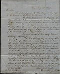 Letter from George M. Young to James B. Finley