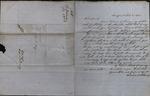 Letter from Damaris Solomon to James B. Finley