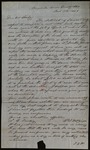 Letter from P. F. Holtzinger to James B. Finley