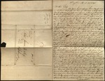Letter from James Laws to James B. Finley