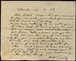 Letter from James B. Finley to Samuel Arminius Latta