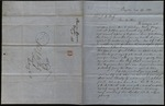 Letter from Thomas Brown to James B. Finley