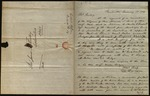 Letter from Gilbert McFadden to James B. Finley