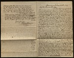Letter from James Roseman to James B. Finley