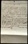 Letter from John C. Brooke to James B. Finley by John C. Brooke