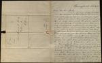 Letter from Solomon Howard to James B. Finley by Solomon Howard