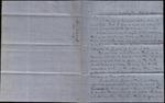 Letter from Robert Schenek to James B. Finley