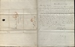 Letter from Benjamin F. Tefft to James B. Finley by Benjamin F. Tefft