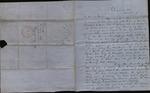 Letter from Joseph M. Trimble to James B. Finley by Joseph M. Trimble