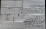 Letter from Joseph Brooks to James B. Finley