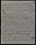 Letter from John Rathbun to James B. Finley by John Rathbun