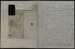 Letter from Werter R. Davis to James B. Finley by Werter R. Davis