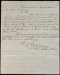Letter from Edgar Conkling to James B. Finley