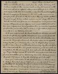 Letter from John Price Durbin to James B. Finley by John P. Durbin