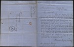 Letter from Thomas Engles to James B. Finley by Thomas Engles