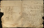 Letter from William McKenney to James B. Finley by William McKenney