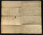 Letter from Samuel Baker to James B. Finley by Samuel Baker