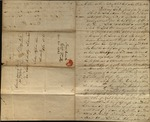 Letter from Isaac Smith to James B. Finley