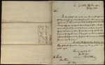 Letter from Thomas McKenney to James B. Finley by Thomas McKenney