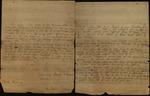 Letter from Benjamin Colman to Samuel Shute, Esq. by Benjamin Colman