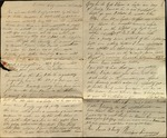 Letter from William Simmons to James B. Finley
