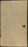 Letter from John P. Finley to James B. Finley by John P. Finley