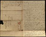 Letter from John P. Finley to James B. Finley by John P. Finley