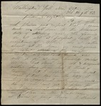 Letter from William M. Brooke to James B. Finley