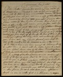 Letter from Martin Ruter to James B. Finley