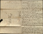 Letter from Thomas A. Morris to James B. Finley